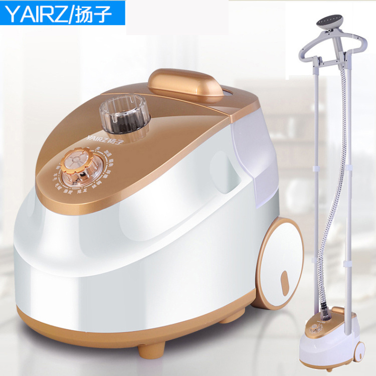 Hot Sale 11 gear adjustable Garment Steamer 220V 1800W Hanging Vertical Steam Iron 1.8L Home Handheld Garment Steamer Machine 10 gear adjustable garment steamer 2000w hanging vertical steam iron brush home handheld garment steamer machine clothes ga298