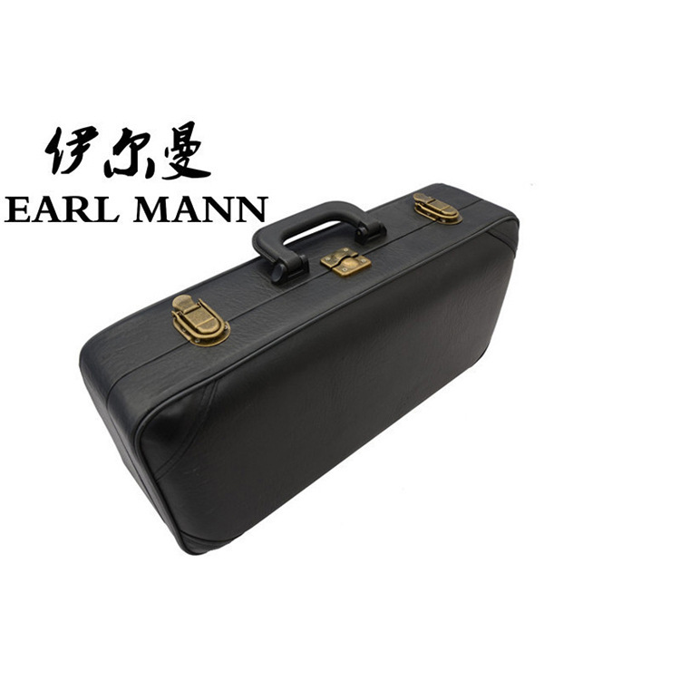 Graceful PU Hard Case For Eb Alto Musical Instruments Sax Imitate Skin High Package Luggage Bags Saxe Saxophone Accessories black nickel body silver keys alto saxophone sax musical instruments