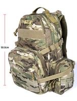 FLYYE MOLLE ILBE Main Backpack Military camping hiking modular combat CORDURA PK M016