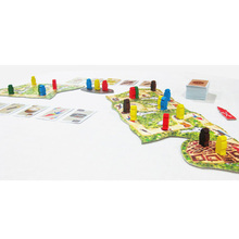 Cartagena 2. The Pirate's Nest Board Game 2-5 Players Family/Party Best Gift for Children Strategy Game