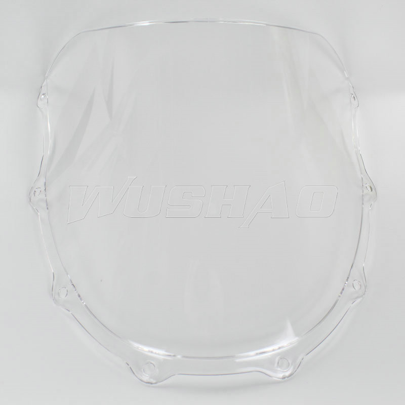 Double Bubble Windshield WindScreen For 1996 2003 Kawasaki