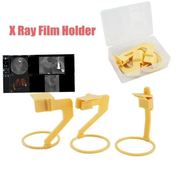 3pcs Dental x-ray Film Positioning System Positioner Holder Locator Dentist Product Plastic Material