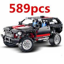 Совместимые с ingly автомобильные гонщики Technic ENZO 1:10 по форме спортивного автомобиля Enzo модельные блоки Набор кирпич детские игрушки подарки игрушки внедорожные