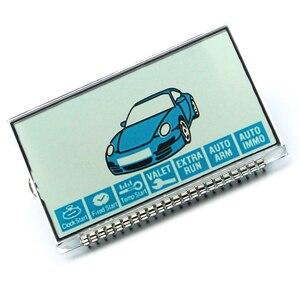 ЖК-дисплей для автомобильной системы сигнализации Starline B9, 2-сторонний пульт дистанционного управления, брелок для ключей