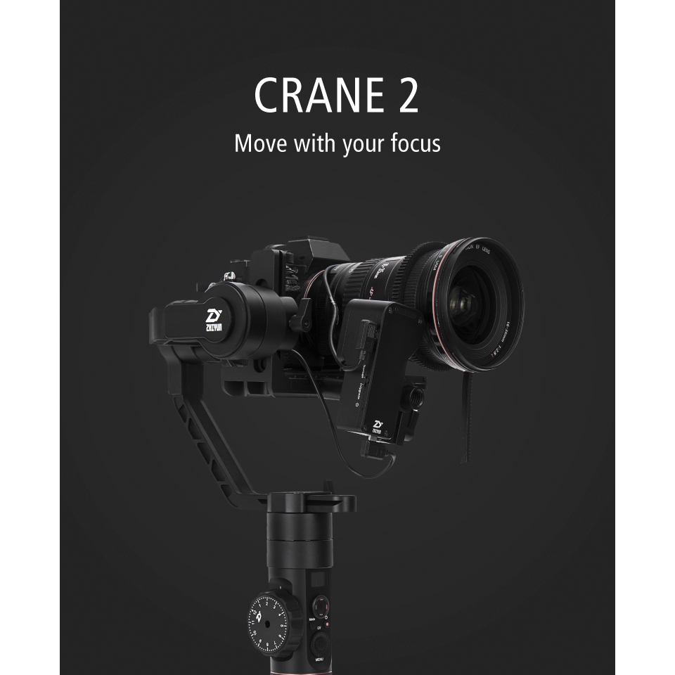3-Axis Brushless Gimbal Stabilizer Handheld DSLR Gimbal Dual handle For SONY Canon Cameras load 2KG beholder ds1 3 axis brushless handheld gimbal stabilizer 32 bit controller with dual imu sensors d2 handle grip cable for dslrs