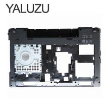 YALUZU чехол для lenovo IdeaPad G580 G585 Нижняя крышка с HDMI 604SH01012 AP0N2000100 Нижняя оболочка черный