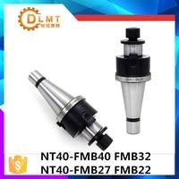 Brand New NT40 FMB22 NT40 FMB27 NT40 FMB32 NT40 FMB40 M16 Face Mill Arbor Shell end mill arbor