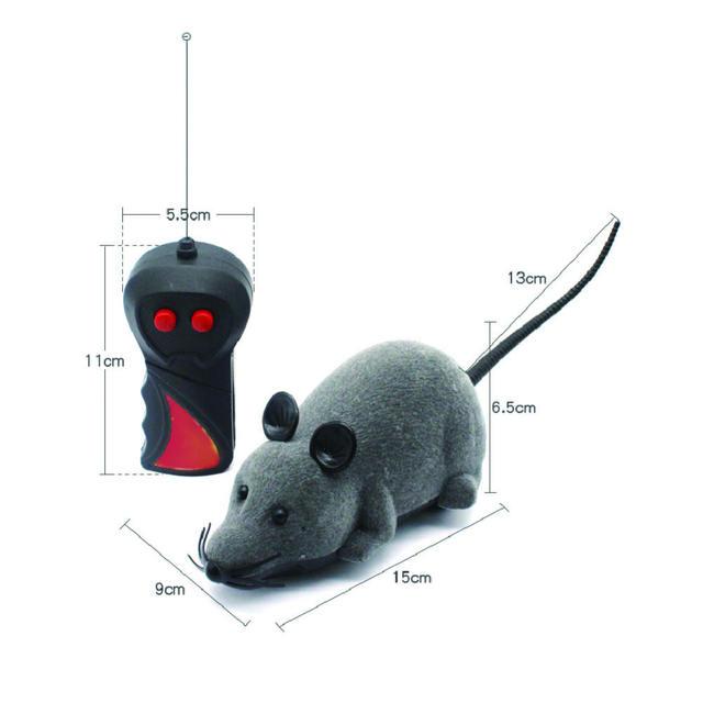 Wireless  Cat Toys Remote Control