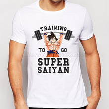 Super Saiyan Gym T-Shirt