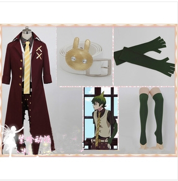 Anime Blue Exorcist / Ao no Exorcist King of Earth Amaimon Cosplay Costume free shipping original projector lamp for infocus sp lamp 067 with housing