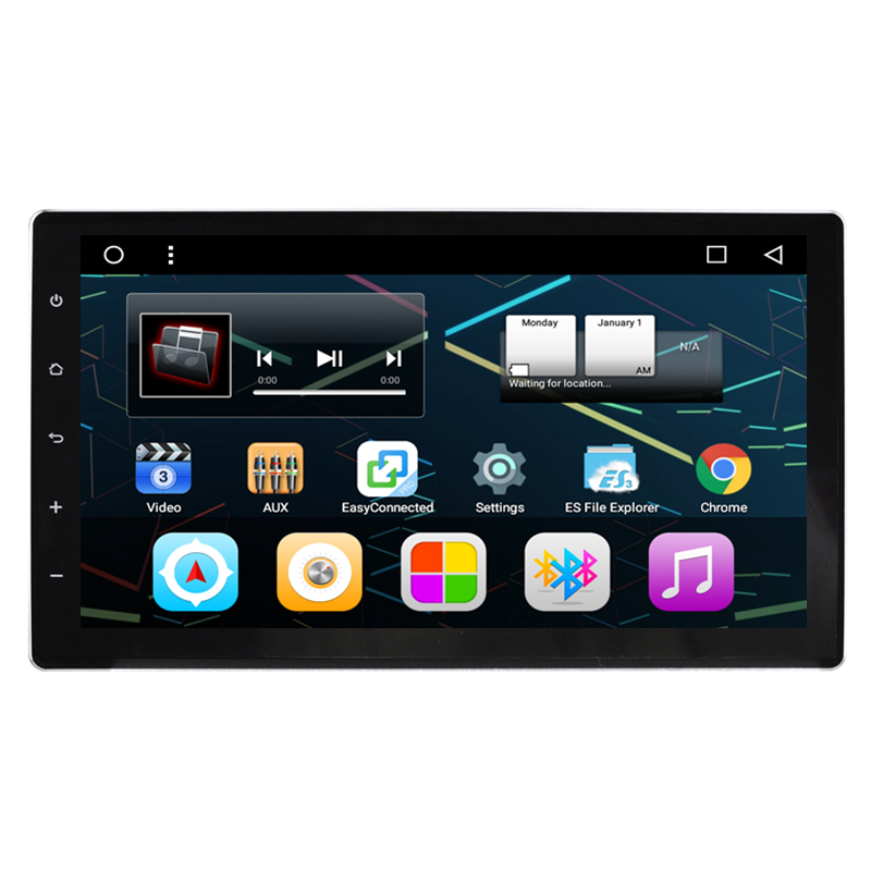 9 Quad Android 6 0 Headunit Autoradio Head Unit Stereo Car font b Multimedia b font