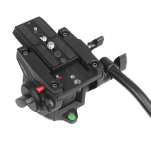 Image 5 - KINGJOY Panoramic Tripod Head Hydraulic Fluid Video Head For Tripod monopod Camera Holder Stand Mobile SLR DSLR Camera VT 3510