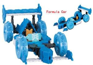 Image 3 - Criativo tecnologia vapor brinquedos blocos 3d tijolos de construção 8 em 1 carro diy kit alunos invenções artesanais experimentos brinquedos vapor