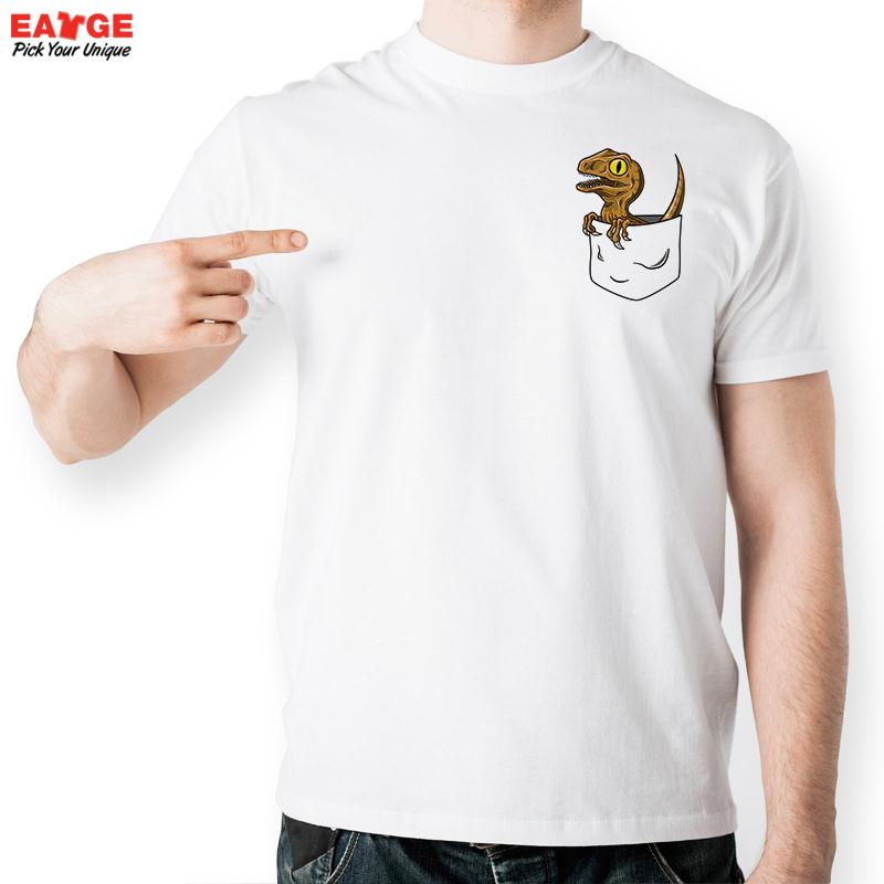 Ideas For T Shirt Designs guys t shirt design Breed Raptor In Your Pocket T Shirt Design 3d Effect Fashion Creative T Shirt Cool