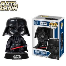 11CM Funko Pop Marvel Star Wars Darth Vader Anakin Skywalker 11cm Jedi Jedi Knight Vinyl Bobble Head Tree Toys PVC Action Figure