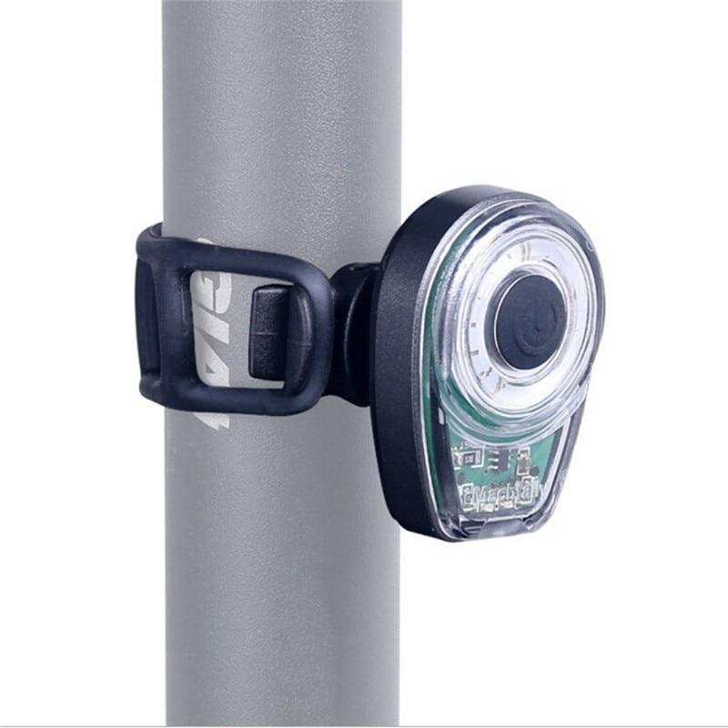 Smart Bicycle Phone Holder Bike Light Set USB Rechargeable Headlight Taillight
