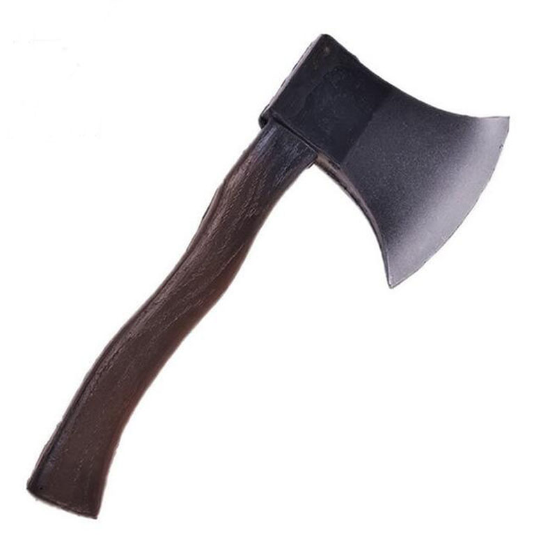 Movie Cosplay equipment Replicas PU Foam LARP Weapon Fire Ax Props Sponge Ax Children's Toys Costume Accessories COSPLAY cosplay