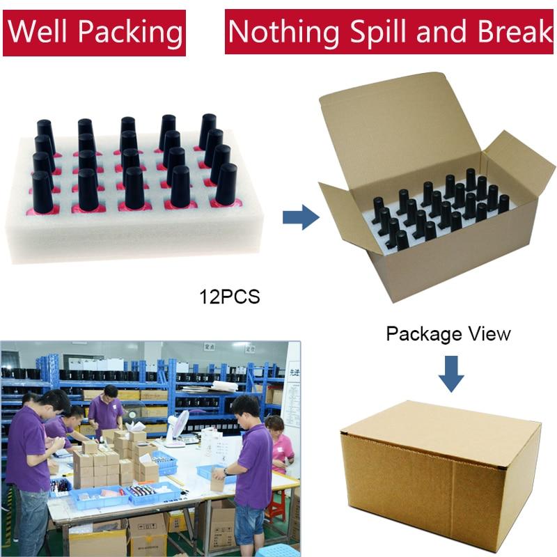 3 piezas de gel Uv Gelartist esmalte de uñas puro (capa base + capa - Arte de uñas - foto 5