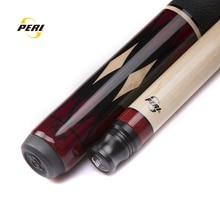 PERI EX6 Pool Cue/Pool Stick Ergonomic Design Hardwood Canadian Maple Billiard Cue 12.75mm Hard Le Pro Tip Kit China