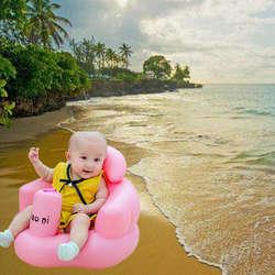 Детское Надувное сиденье для младенцев, плавательный бассейн, трубчатое кольцо, плавательный тренажер