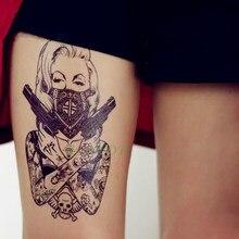 Popular Hand Skull Tattoo-Buy Cheap Hand Skull Tattoo lots