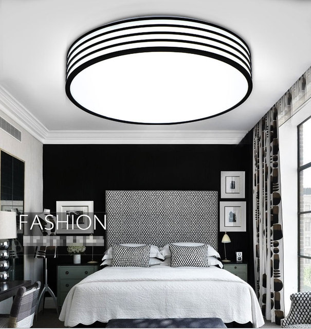 Led de acrílico redondas luces de techo minimalista luz de techo llevada 220 v salón cocina.jpg 640x640.jpg