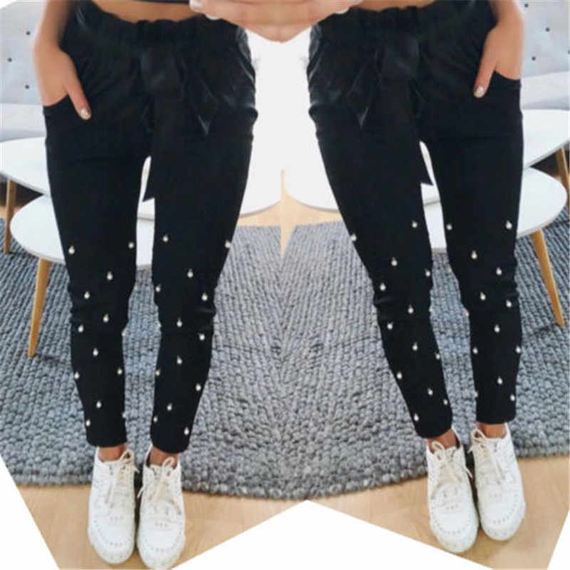 6b1bc0b2bd202 Detail Feedback Questions about Ladies women s wear High Waist Leggings  Full Length Seamless Slimming Shapewear Leggy pure color Embroidered Flares  pants on ...