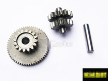 For Zongshen 250 motor water-cooled four-valve engine motor starter gear tooth set of water-cooled 250 pairs associated tooth
