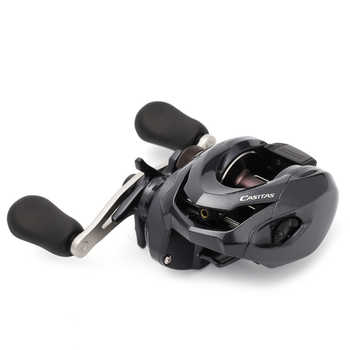Brand Casitas 150 Baitcasting Reel Right Hand 6.3:1 Gear 4+1BB 5.5KG SVS Infinity Low Profile Fishing Reel Close Out