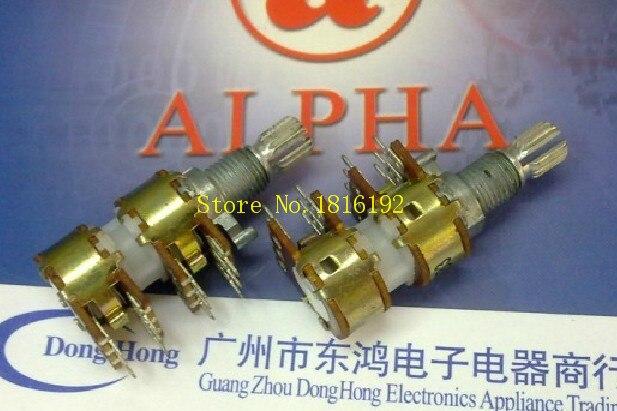 Alpha 121 typ A10KX4 innovation SBS4.1 450 Draht potentiometer typ ...