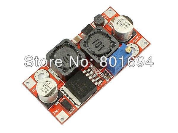 5-30V a 1.25-30V DC M/ódulo De Fuente De Alimentaci/ón DC-DC Step Up//Down Buck Convertidor Boost Converter Converter Regulador De Voltaje Convertidor Module