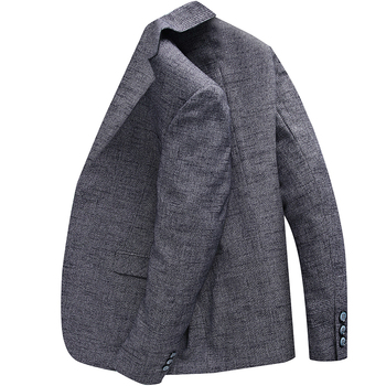 Casual suit male 2019 spring new British style sub-western youth Korean version of the handsome small suit jacket male