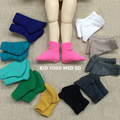 4 Pairs/lot Assorted Fashion Doll Sock Stocking for 1/6 BJD YOSD MSD SD Doll Clothes Accessories Girls Toy
