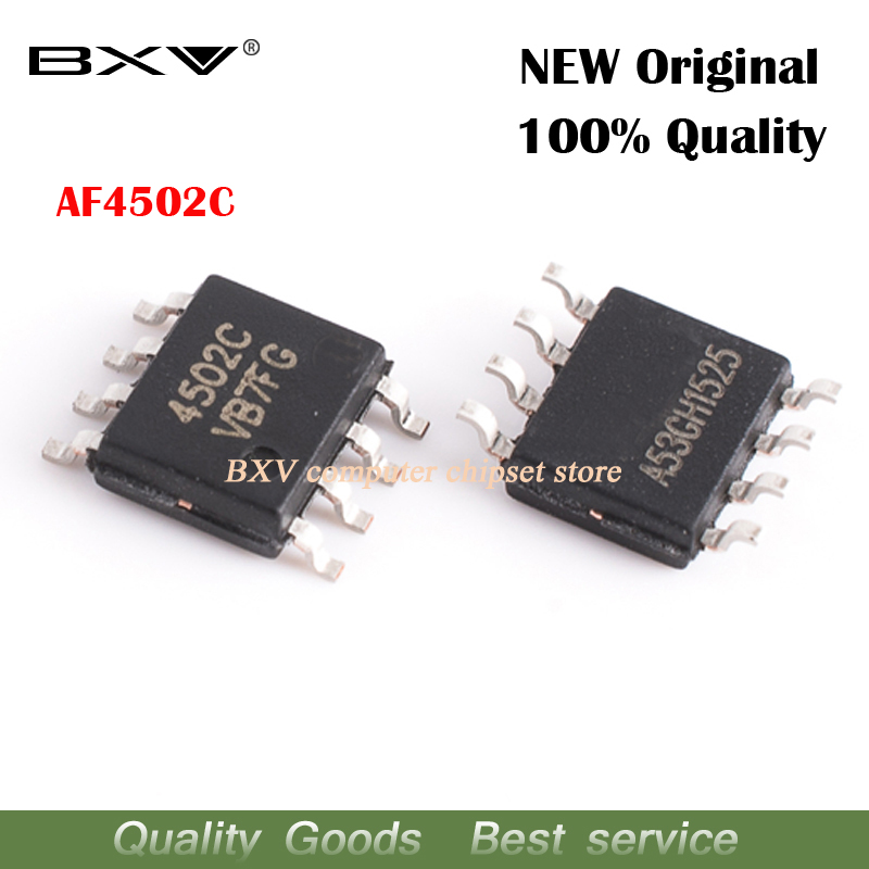 10pcs AF4502C AF4502 4502C 4502 sop 8  new original free shipping-in Integrated Circuits from Electronic Components & Supplies