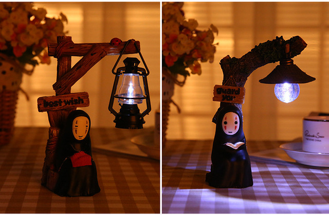 Светодиодная лампа Безликий ПВХ 5