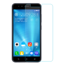 2.5D zero.26mm 9H Premium Tempered Glass For Asus ZenFone three Zoom ZE553KL Display Protector Zenfone three Zoom Protecting Movie ZE553KL