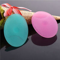 Emporiaz Silicone Beauty Washing Pad Facial Exfoliating Cleansers