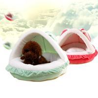 Крытый Dog House Питомник Pet Мягкая Собаки Кошки Кровать, Кошка, Щенок Кровать, Дом Pet Украшения Кролик милый дом A45