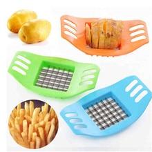 Нержавеющая сталь картофель резак слайсер измельчитель кухня инструменты для приготовления пищи гаджеты Многофункциональный картофель слайсер