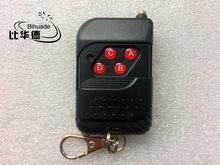 Rf 433mhz Garagedeur Afstandsbediening Universele Draadloze 4-key Remoto Kopie Code Controle Controller