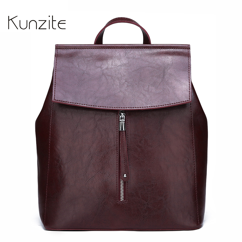 PU Leather Backpack Bags For Women 2019 Famous Brands Casual Day Bags Female Daily School Book Sack For Ladies Girls Laptop Bags