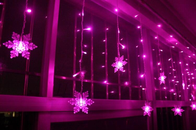 Compra copo de nieve decoraciones de techo online al por mayor de ...