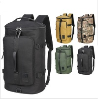 2016 New Men S Large Capacity Travel Bag Multi Functional Computer Bags Multi Color Cool Oxford