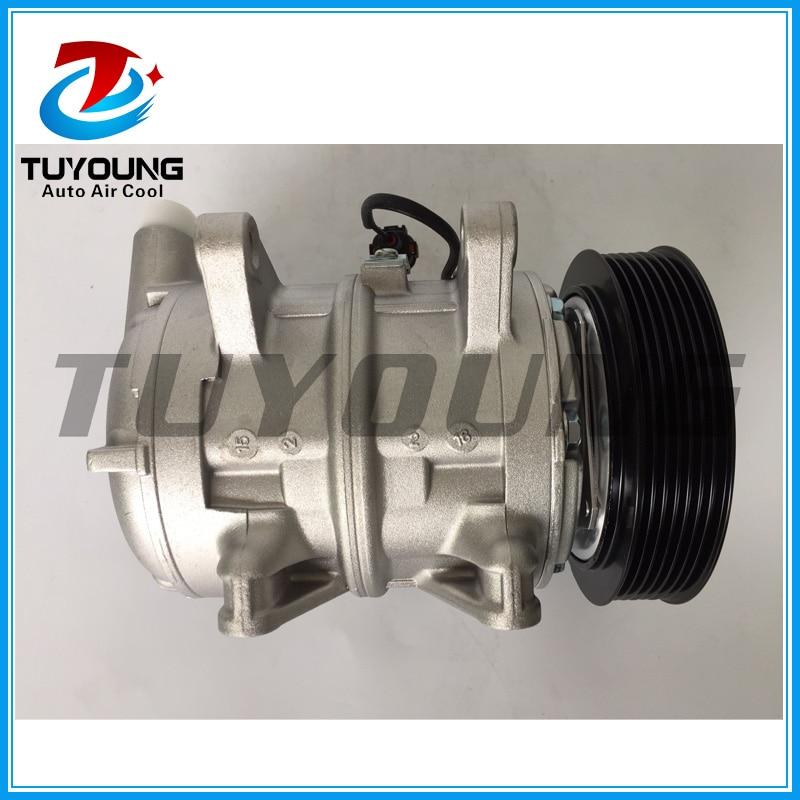 Compresseur de climatiseur automatique de haute qualité DKS17CH pour Nissan patrouille/Navara D22 92600VB800 3B05045010 92600vc710 - 2