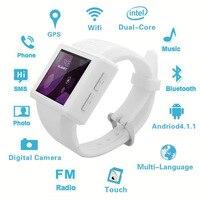 안드로이드 스마트 시계 휴대 전화 블루투스 2.0 '스크린 2.0MP WiFi GPS 아이폰 8/7/7 플러스/6 S/6 S 플러스/6/6 플러스/5 S