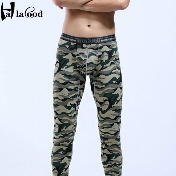 Alta calidad mr ropa interior de moda sexy pantalones calientes de algodón de los hombres más tamaño masculino de algodón calzoncillos largos delgados underwear extra calzoncillos