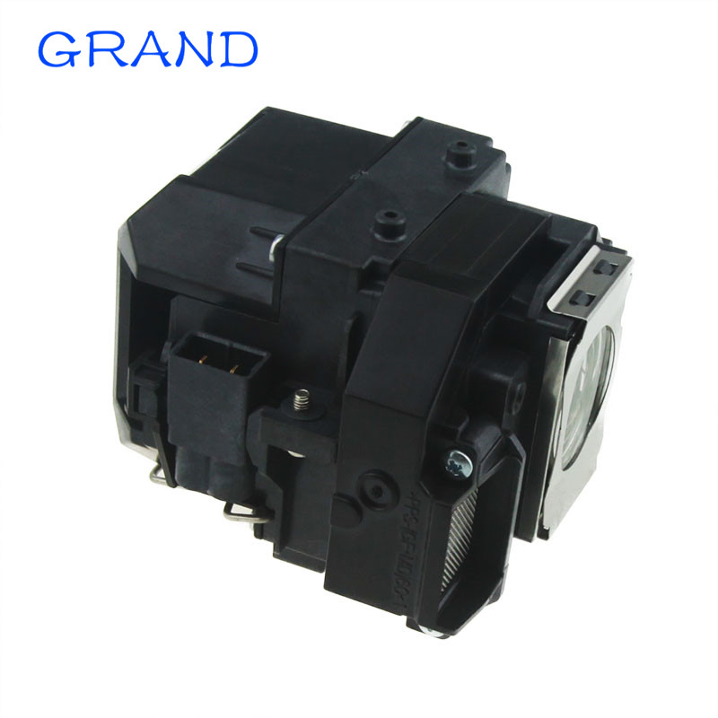 Replacement Projector Lamp ELPLP66 / V13H010L66 for Epson EMP-D6155W EB-D6250 EH-R4000 With Housing HAPPY BATE
