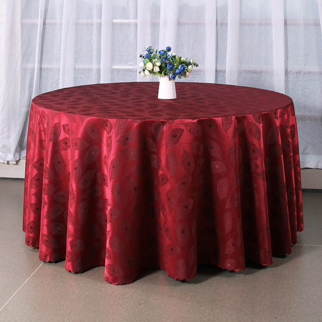 Non Slip Insulation Table Cloth Pastoral Lattice Table Cloth Home Hotel  Party Wedding Table Cloth