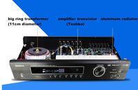 Shinco bluetooth 4,0 400 Вт высокой мощности HiFi Цифровой Профессиональный домашний усилитель 5,1 Домашний кинотеатр оптический/коаксиальный/SB/USB/APE