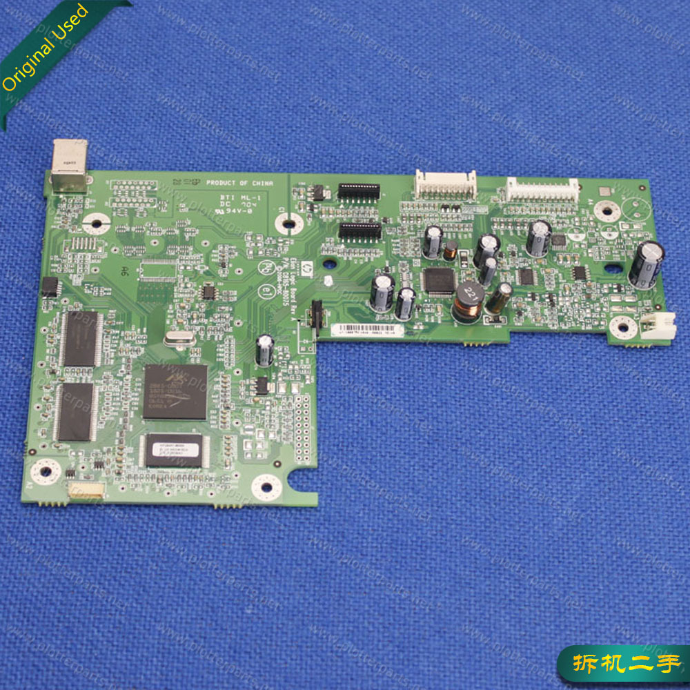 C8165-67060 HP DeskJet 9800 9808 9868 Main logic board used c8165 67060 c8165 60073 c8165 60049 main logic board hp deskjet 9800 original used